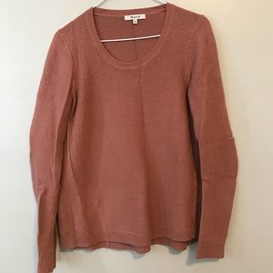 Madewell Relaxed Pullover Sweater